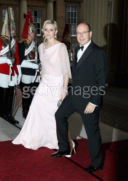Actualité du 18/05/2012 (Réception a buckingham palace pour le jubilé de diamant)