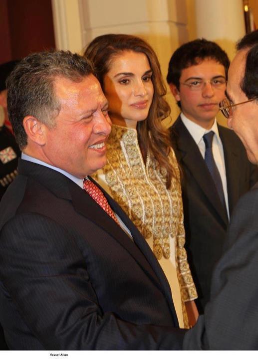 La 66 fête de l'independance en Jordanie  suite (25/05/2012)
