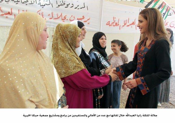 Actualité du 19/06/2012 (Rania à Irbid )