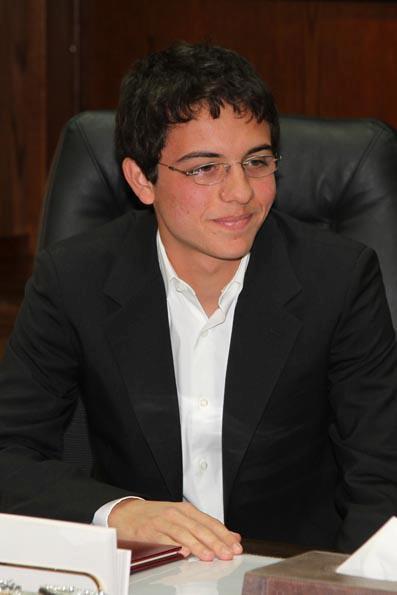 Anniversaire du prince héritier Hussein de Jordanie