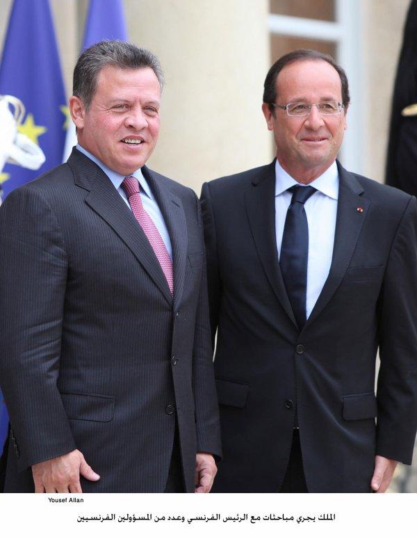 Actualité du 03/07/2012 (Le roi à Paris)