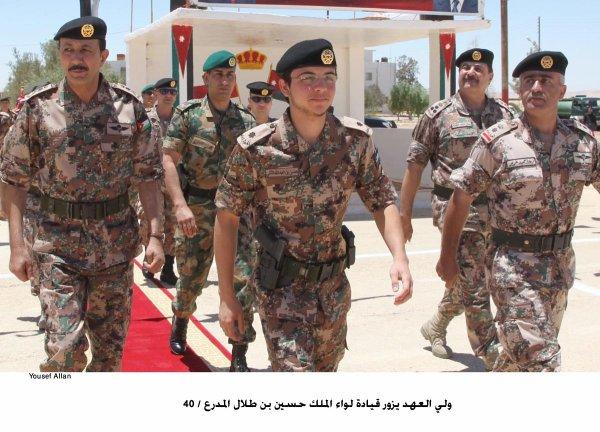 Actualité du 05/07/2012 (Le prince héritier et l'armée)