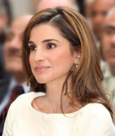 Actualité du 4/08/2012 (La Reine rania intègre un groupe de travail des nations unies)