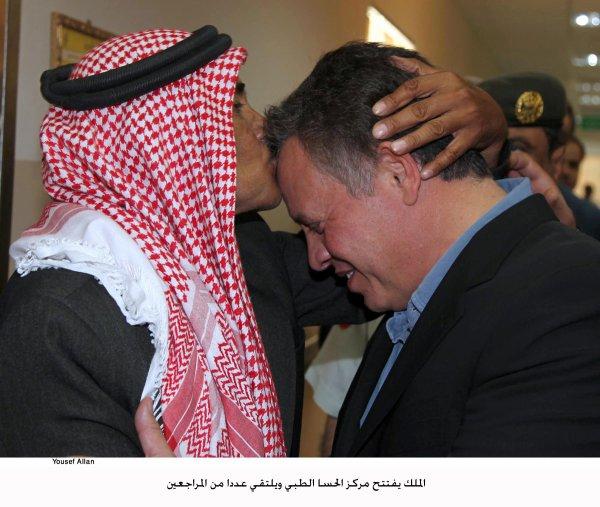 Actualité du 29/08/2012 (Le roi et la santé)
