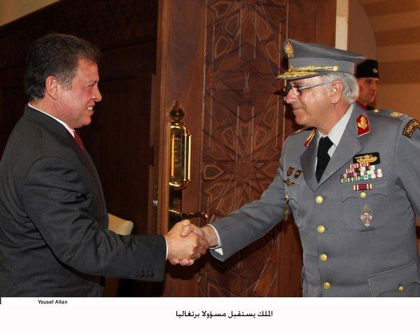 Actualité du 02/09/2012 (Le roi et  l'armée)