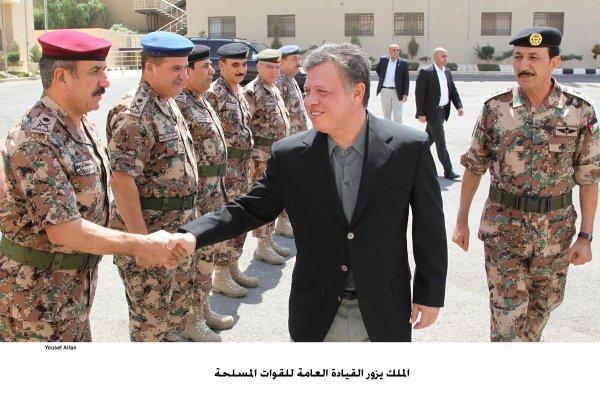 Actualité du 04/09/2012 (Le roi et l'armée)