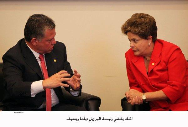 Actualité du 03/10/2012 (Le roi rencontre)