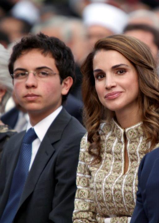 Hussein, prince héritier de Jordanie !