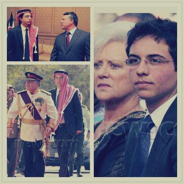 Prince Hussein ! :D
