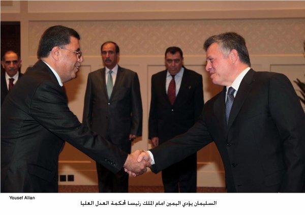 Actualité du 06/11/2012 (Roi Abdullah II, journée du 6 novembre 2012)