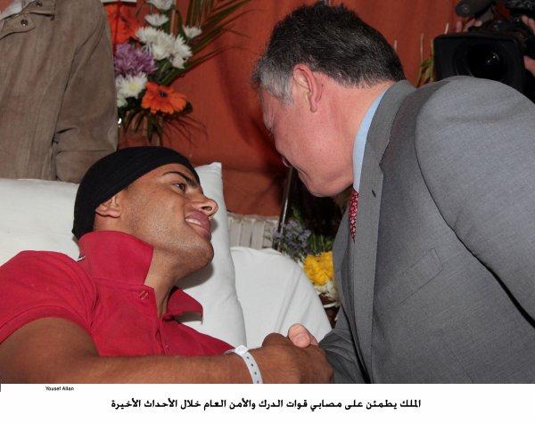 Actualité du 18/11/2012 (journée du Roi du 18 novembre)
