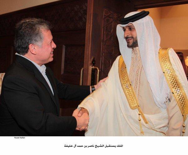 Actualité du 25/11/2012 (Le roi reçoit)
