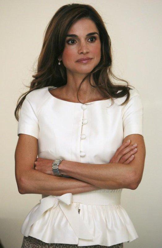 Reine Rania !