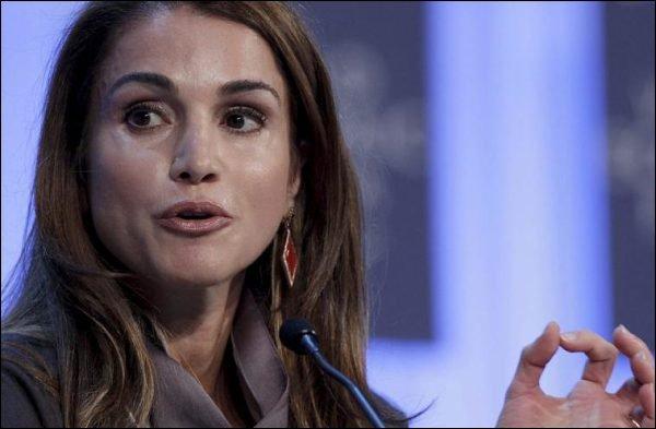 Actualité du 24/01/2013 (La reine Rania et le forum économique mondial)