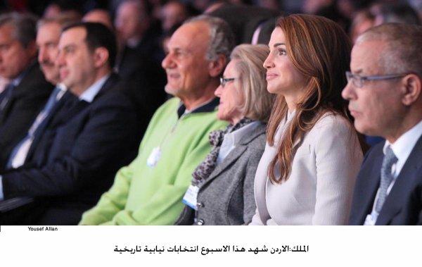 Actualité du 25/01/2013 (Le roi et le forum économique mondial (2) )