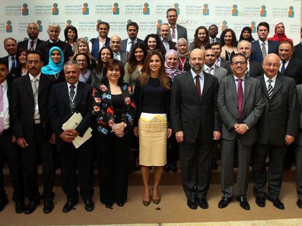 Actualité du 04/03/2013 (La reine Rania et le développement)