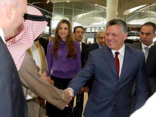 Actualité du 14/03/2013 (Le roi, la reine et l'aéroport)