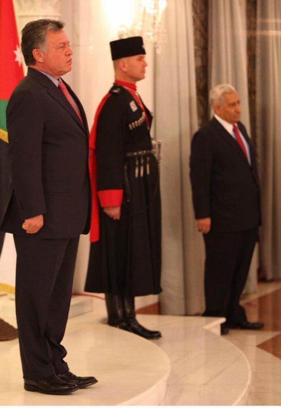 Actualité du 30/03/2013 (Le roi et le nouveau gouvernement)