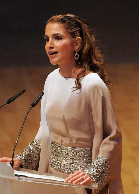 Jolie Rania !