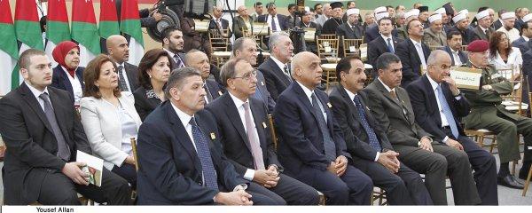 67ème fête de l'indépendance Jordanienne ! (2/3)