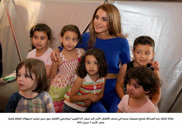 Actualité du 03/06/2013 (La reine et au musée de l'enfance)