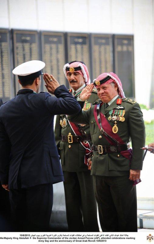Actualité du 10/06/2013 (Le roi,le prince et la fête de l'armée)