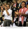 Actualité du 18/06/2013 (Le prince héritier et le prince hashem au stade)