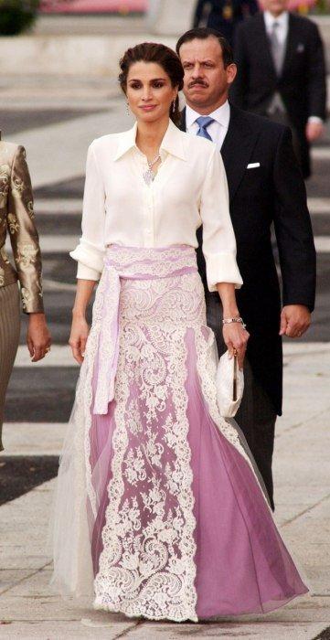 Reine Rania de Jordanie !