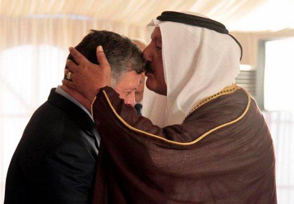 Actualité du 21/07/2013 (Le roi et le prince héritier reçoivent )