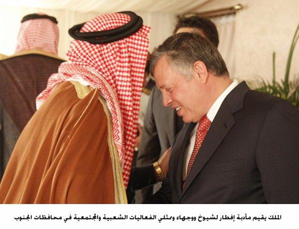 Actualité du 23/07/2013 (Le roi et le prince reçoivent)