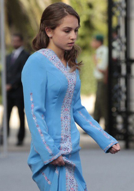 Anniversaire de la princesse Iman de Jordanie !