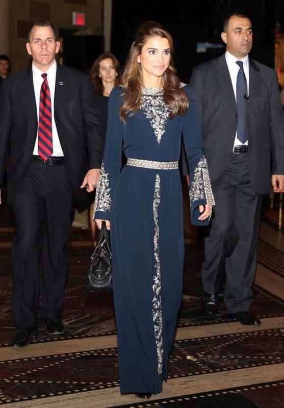 Actualité 06/11/13 (La reine Rania à N-Y)