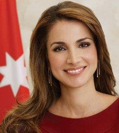 Actualité du 18/12/13 (La reine Rania à une réunion)