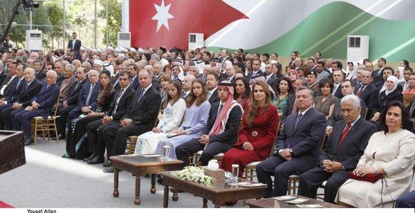 Reportage photos (1/2) : La 67ème fête de l'indépendance jordanienne