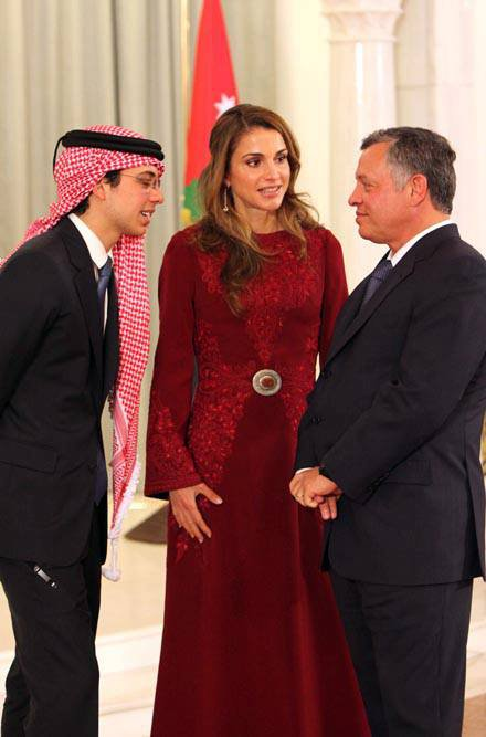 Reportage photos (2/2) : La 67ème fête de l'indépendance jordanienne