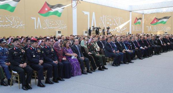 68ème fête de l'indépendance Jordanienne ! (2/4)