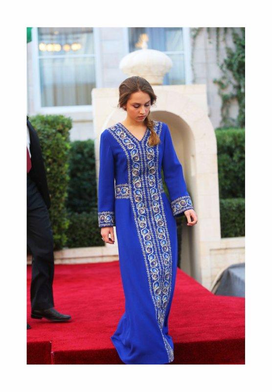 Princesse Iman Bint Abdullah de Jordanie