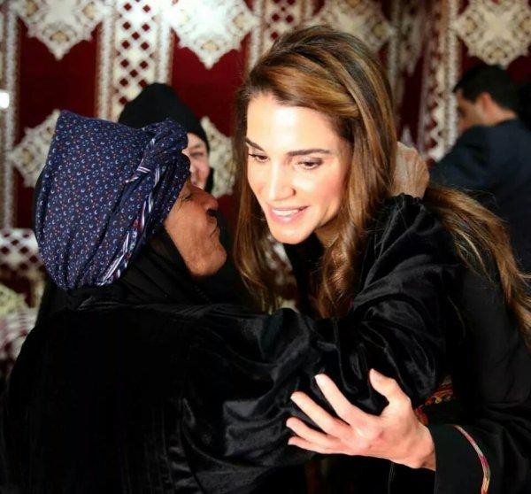 Actualité du 02/06/2014 (La reine Rania et les femmes)