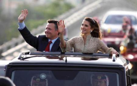 15 ans de règne des souverains jordaniens !