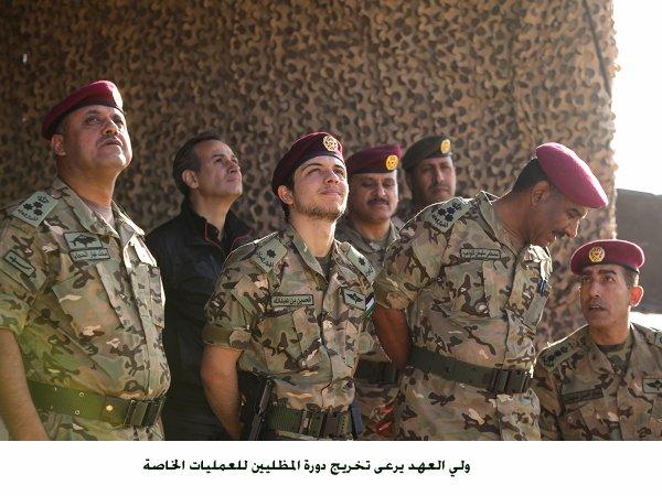 Actualité du 12/06/2014 (Le prince héritier et les militaires)