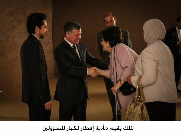 Actualité du 30/06/2014 (Le roi et le prince héritier reçoivent)