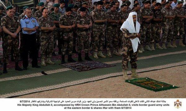 Actualité du 06/07/2014 (Le roi, le prince et l'armée)