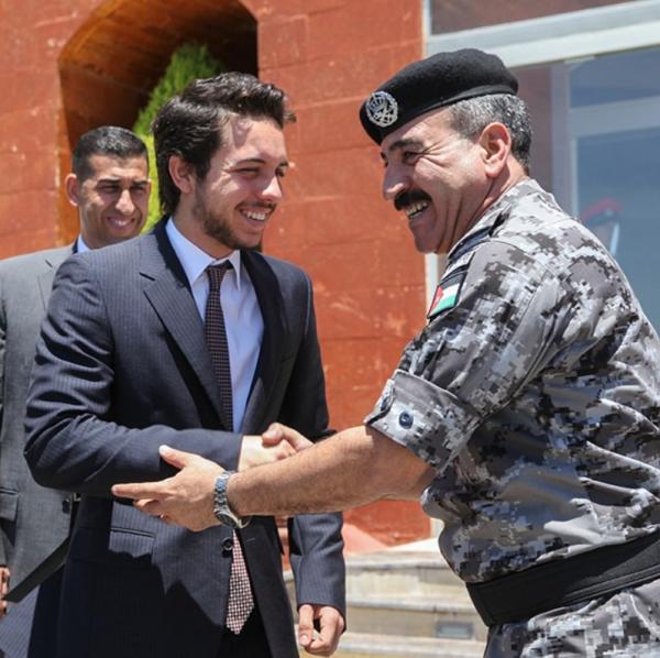 Actualité du 08/07/2014 (Le prince héritier et la gendarmerie)