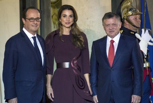 Actualité du 17/09/2014 (Le roi, la Reine en France)