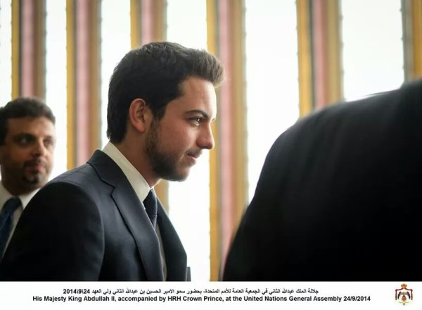 Actualité du 24/09/2014 (Le roi et le prince héritier aux Nations unies)