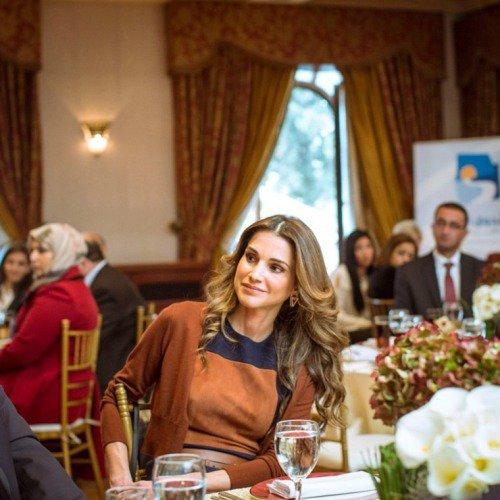 Actualité du 14/12/2014 (La reine Rania et les orphelins)