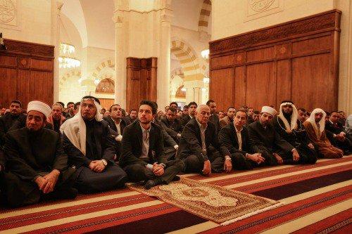 Actualité du 26/12/2014 (Le prince héritier à la mosquée)