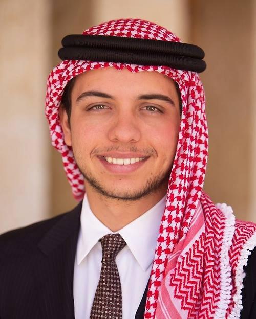 Nouvel engagement pour le prince héritier Hussein de Jordanie