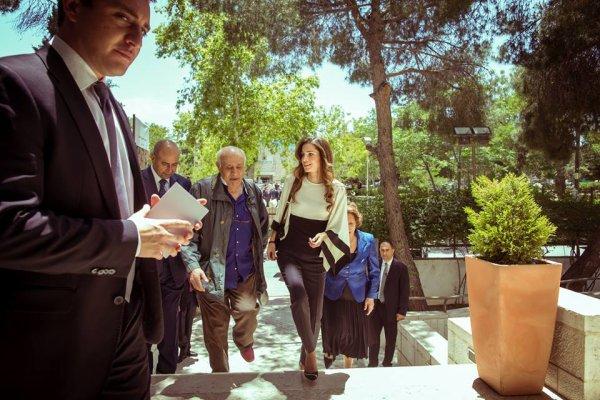 Actualité du 18/05/2015 (La Reine Rania inaugure)