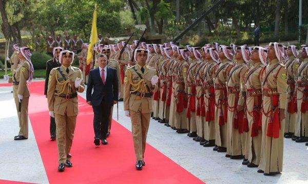 69ème fête de l'indépendance du Royaume Hachémite de Jordanie (1/4)
